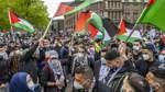 1500 Teilnehmer bei Palästinenser-Demo auf dem Domshof