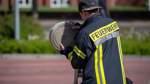 Brand an der Breslauer Straße in Harpstedt: Zwei Wohnhäuser in Flammen
