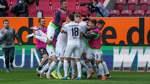 Nach 0:2 in Augsburg droht Werder der Abstieg