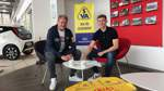Philipp Eggert unterschreibt beim SV Atlas
