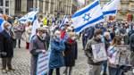 Demo für Israel auf dem Bremer Marktplatz