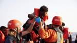 Hilfe für Menschen in Seenot