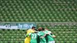 Keine Zuschauer beim Werder-Krimi gegen Gladbach