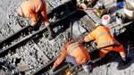 Ausbau des europäischen Bahnnetzes