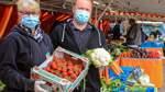 Schlechtes Wetter treibt die Gemüsepreise in die Höhe