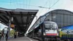 Flixtrain hält zum ersten Mal in Bremen