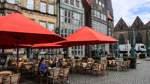 Testpflicht für Außengastronomie entfällt in Bremen