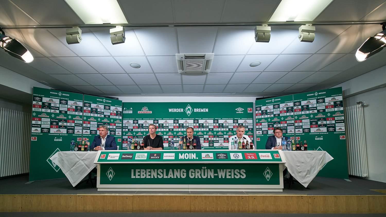 Werder Bremen Trainingszeiten Profis