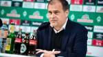 """Werder vor der Insolvenz? Filbry sieht """"keine Gefahr"""""""