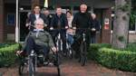 Mit dem Fahrrad von Delmenhorst nach Ganderkesee