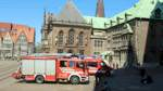 Verdächtiger Brief im Bremer Rathaus erweist sich als ungefährlich