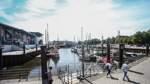 Startschuss: Vegesacker Hafen wird ausgebaggert