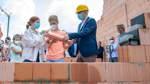 Grundsteinlegung für die neue Helene-Grulke-Schule