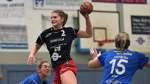 Wiebke Meyer gewinnt mit dem HC Leipzig die Deutsche Meisterschaft