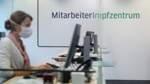 Wie Beschäftigte in Bremen geimpft werden