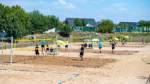 Turnier im Badener Sand