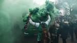 2:4 - Werder steigt aus der Bundesliga ab