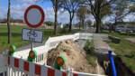 Sperrung an der Wulfhooper Straße wird verlängert