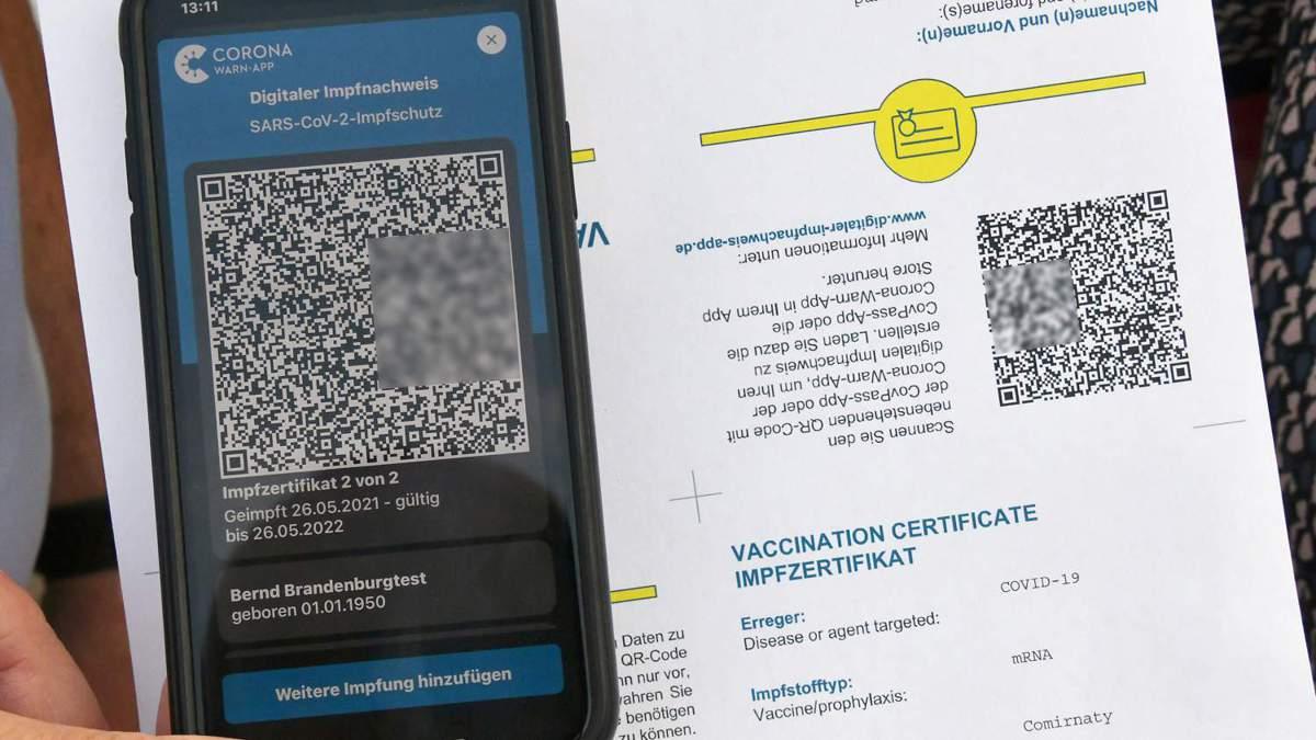 Bremen Digitaler Impfpass Nicht Sofort In Jeder Arztpraxis Erhaltlich Weser Kurier