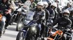Ohne Maske auf dem Motorrad: Erneut Geldstrafe für Bolsonaro