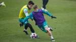 Werder zum Trainingsstart ohne Nationalspieler