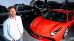 Wie ein Stuhrer Jungunternehmer mit Luxusautos den Markt aufmischt