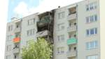 Feuer in einem Hochhaus in der Gartenstadt Süd