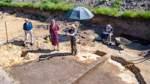 Archäologische Grabungen in Oyten: Funde geben erste Erkenntnisse