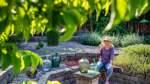 Fotoreportage offene Gartenpforte im Landkreis Verden