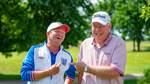 Zwei Verdener Golftrainer freuen sich auf England gegen Schottland