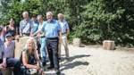 Worpswede-Spaziergang im Schneckentempo