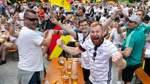 Fußballfest in München zwischen Freude und Corona-Verstößen