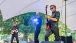 Grandiose Gitarren-Battles und fliegende Sticks