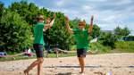 Teams des TV Baden überzeugen im Sand