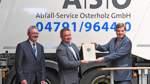 Aso kann Müllauto mit Brennstoffzelle kaufen