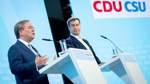 Grüne und SPD: Unions-Wahlprogramm ist unsozial und planlos