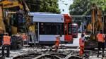 Gleisbaustellen werden drei Millionen Euro teurer