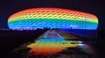 UEFA untersagt Regenbogenfarben an Arena in München