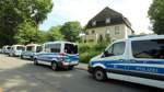 Polizeieinsatz in Horn