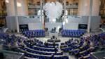 Marathonsitzung im Bundestag