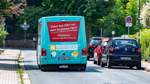 Bürgerbus verliert über ein Viertel seiner Fahrer