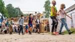 Grundschule Fischerhude: Der Mensa-Bau nimmt Formen an