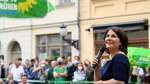 Grünen-Kanzlerkandidatin unter Druck