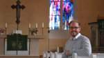 Der neue Pastor wohnt beim Bürgermeister
