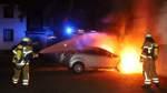 Erneut Fahrzeuge in Bremen ausgebrannt