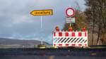 Radwegerneuerung: Sperrungen der Landesstraße 203