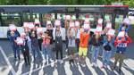 Zertifikate für 20 neue Buslotsen an der Integrierten Gesamtschule