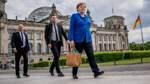 Angela Merkel – Stationen ihrer Karriere in Bildern