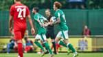 Werder-Stürmer sollen heiß laufen