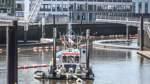 34.000 Kubikmeter Schlamm entsorgt
